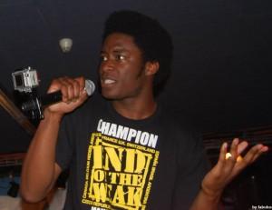 Alvin EOW france 2012