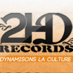 2HD Records logo site web