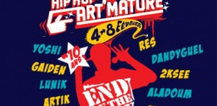 EOW ALL STARS Hiphop Art'Mature