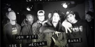 Les qualifiés pour les End Of the Weak Paris Méclan Ide, Sanaï, Jon Pitt et L'Ourson.