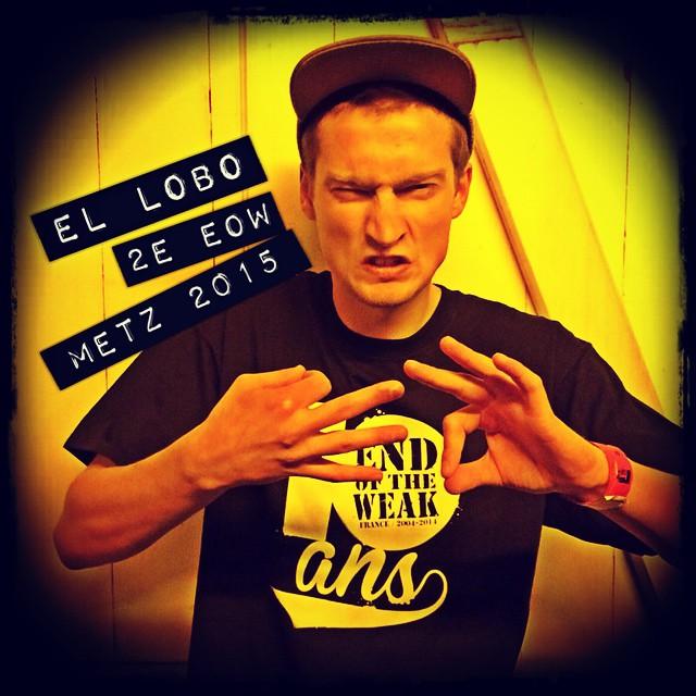 El Lobo remporte le EOW Metz 2015