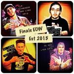 La finale EOW Est 2015