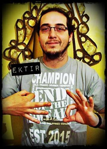 Ektir remporte la Finale EOw Est 2015