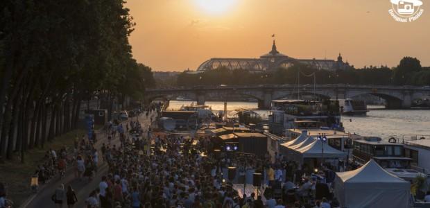 Les Berges de Seine pour la Finale EOw 2015