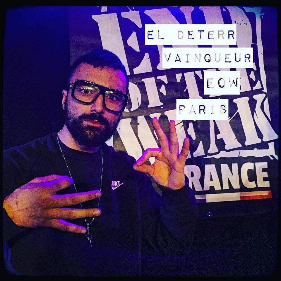 El Deterr EOW Paris 2016
