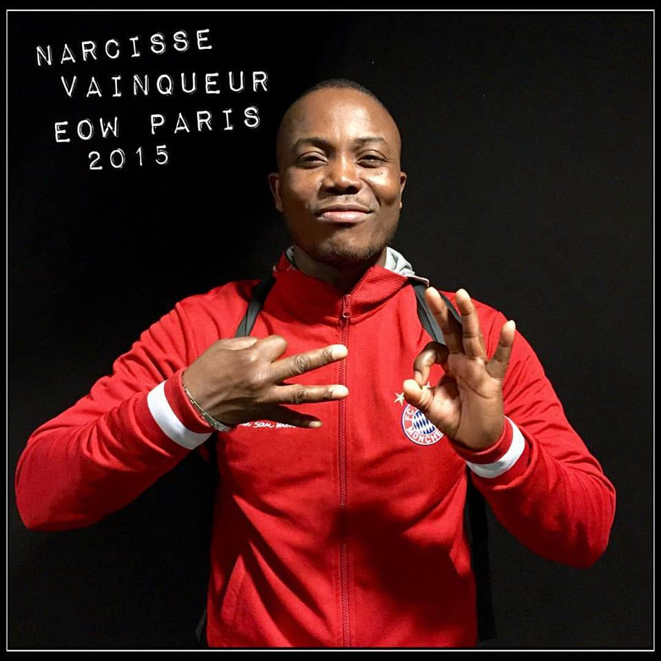 Narcisse Rap Paris 2015